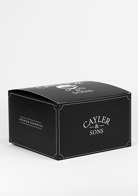 Cayler & Sons WL Left Side Garfield Curved Cap black/mc