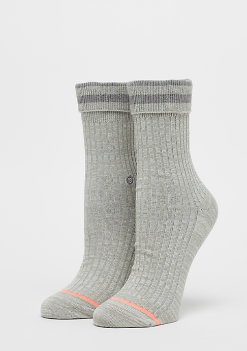 Stance Uncommon Solids Anklet grey