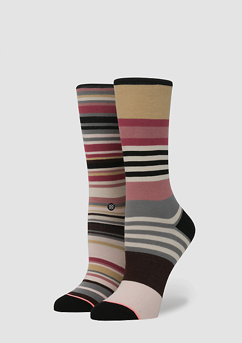 Stance 209 Everyday Crescent Crew multicolour