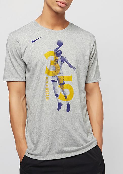 NIKE NBA Golden State Warriors Durant Dry EXP Player dk grey heather/dk grey heather