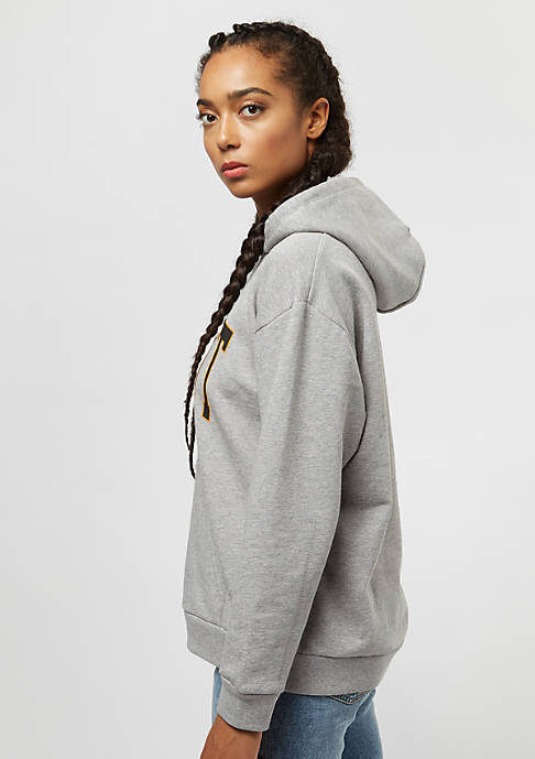 Carhartt WIP Hooded Division grey heather