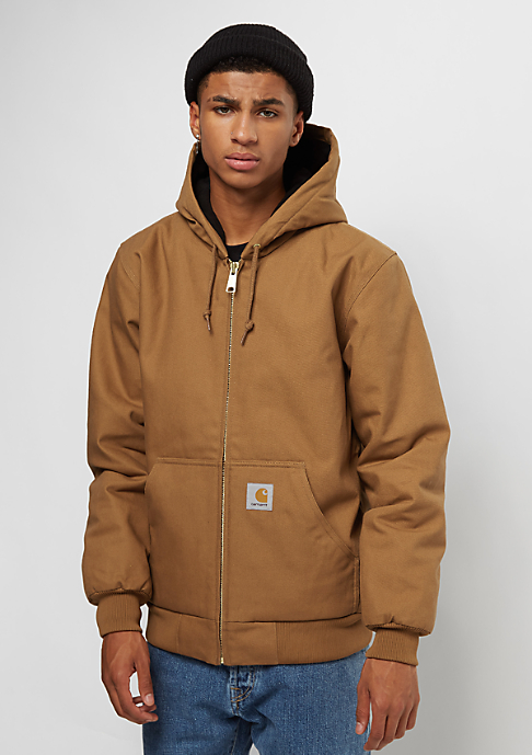 Carhartt WIP Active hamilton brown rigid
