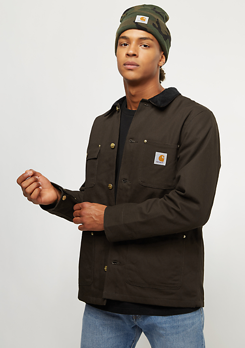 Carhartt WIP Michigan tobacco