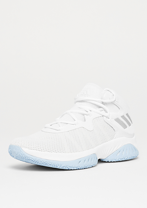 adidas Performance Explosive Bounce white/silver metallic/solid grey