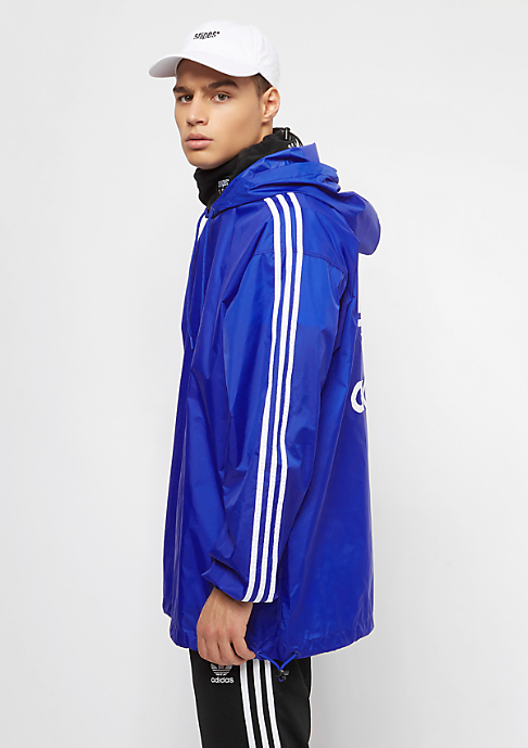 adidas Poncho bold blue/white