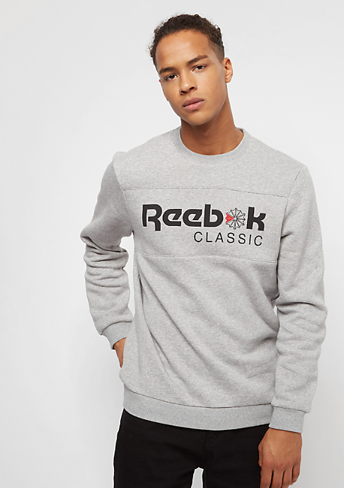 Reebok Iconic medium grey heather/medium grey heather