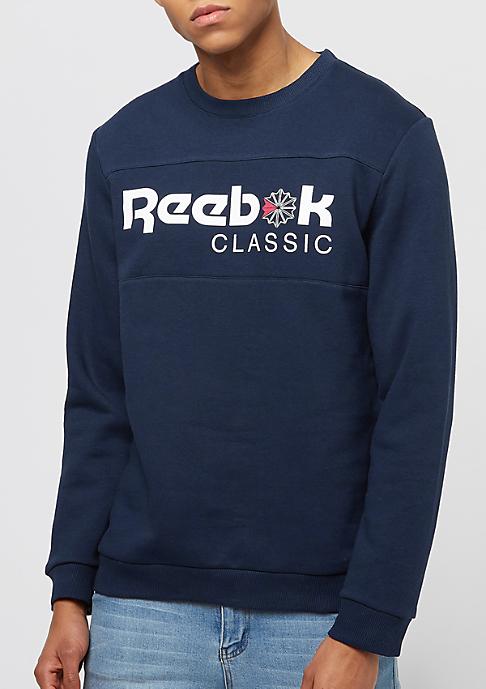 Reebok Iconic collegiate navy/collegiate navy