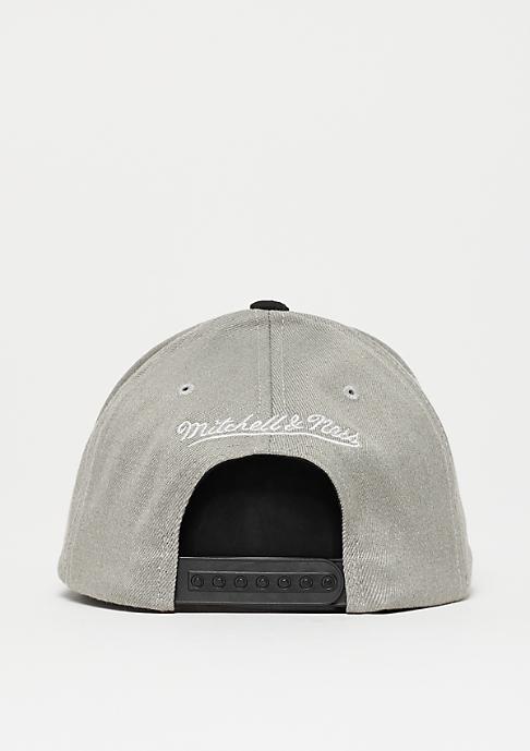 Mitchell & Ness Hyper Tech Wool Crown grey/black