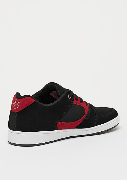 eS Accel Slim black/red/white