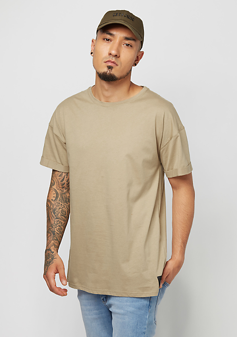 Sixth June Classic Oversize With Drop Shoulders sand