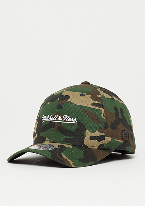 Mitchell & Ness 110 Camo & Suede green