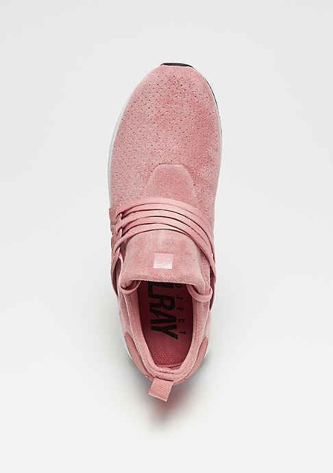 Project Delray Wmns Wavey dusty pink/white