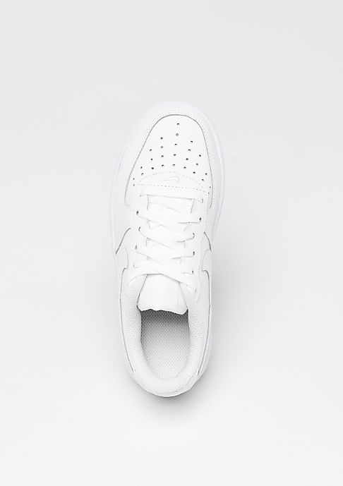 NIKE Air Force 1 (PS) white/white-white