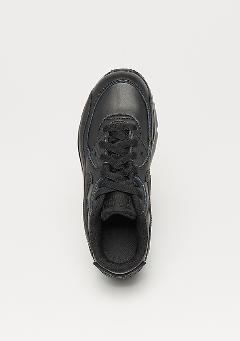 NIKE Air Max 90 Leather (PS) black/black