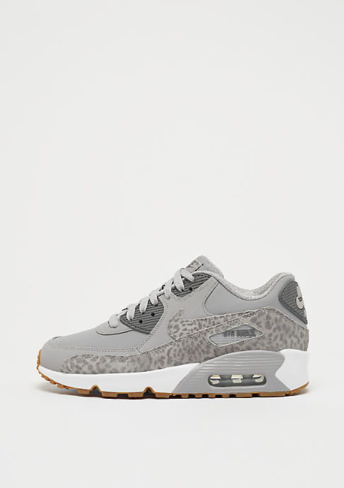 NIKE Air Max 90 Leather (GS) atmosphere grey/gunsmoke-white