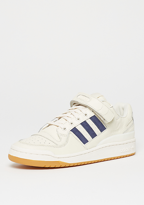 adidas Forum Lo chalk white/trace blue/gum