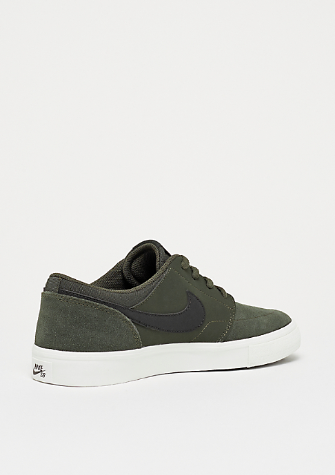 NIKE SB Portmore II (GS) sequoia/black-summit white