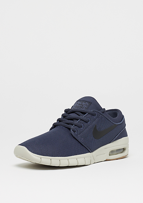 NIKE SB Stefan Janoski Max (GS) thunder blue/black-gum med brown