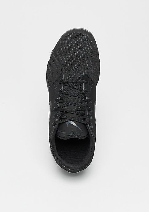 NIKE Air VaporMax (GS) black/black-dark grey-total crimson