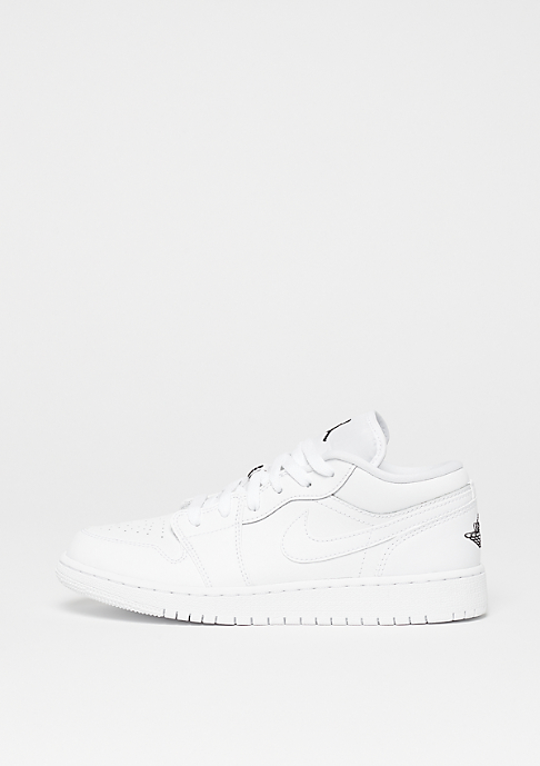 JORDAN Air Jordan 1 Low (BG) white/black-white