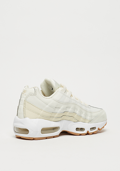 NIKE Wmns Air Max 95 sail/sail-fossil-gum light brown