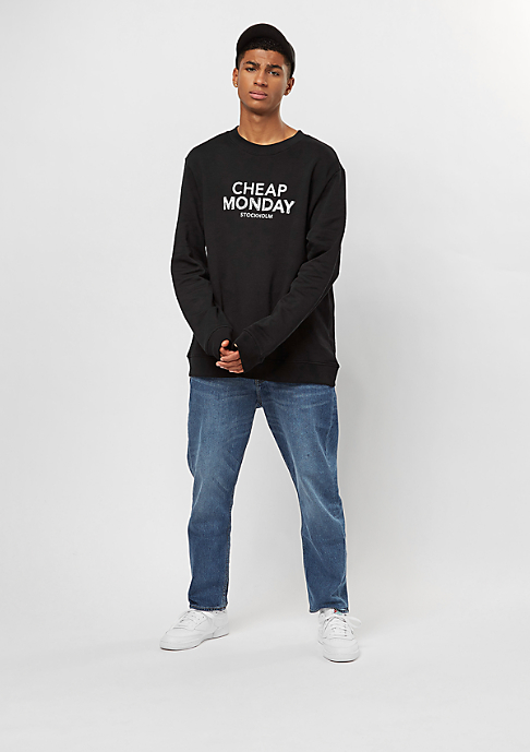 Cheap Monday Worth Doodle Logo black