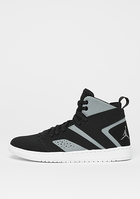 JORDAN Flight Legend cool grey/black/white
