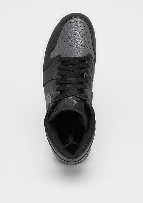 JORDAN Air Jordan 1 Mid black/dark grey/summit white