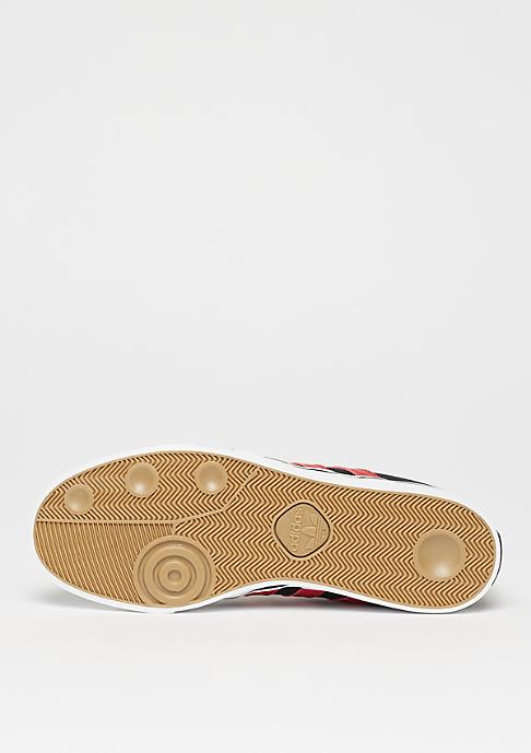 adidas Skateboarding Seeley Suede/Leather core black/scarlet/ftwr white