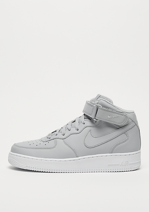 NIKE Air Force 1 Mid 07 wolf grey/wolf grey/white