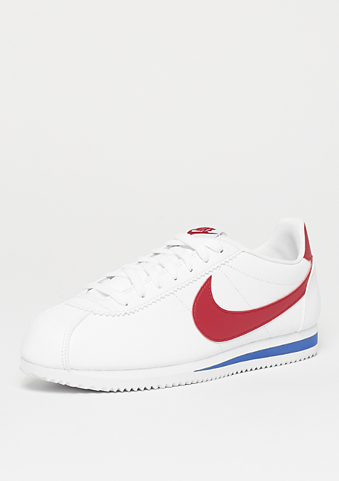 NIKE Classic Cortez Leather white/varsity red/varsity royal