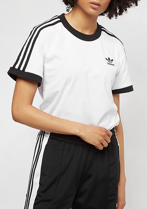 adidas 3 Stripes white/black