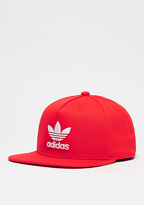 adidas Trefoil core red/white