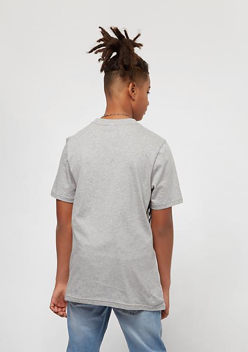 adidas Junior M FL medium grey heather/white/collegiate navy