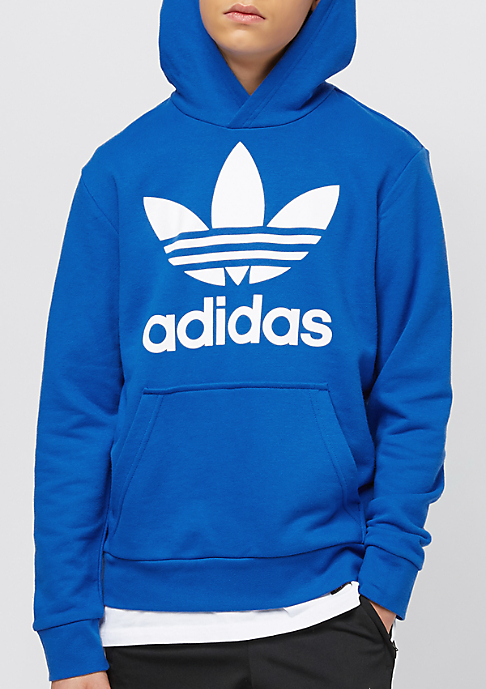 adidas Junior Trefoil blue/white