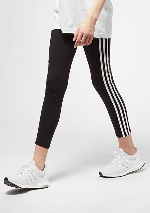 adidas J 3 Stripes black/white