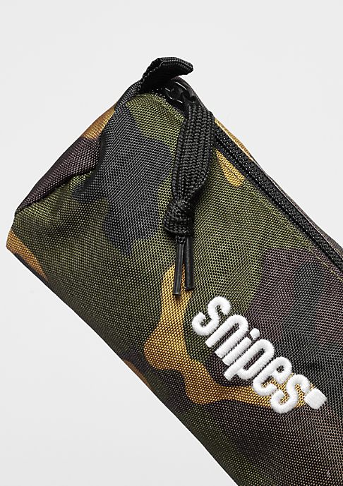 SNIPES Pencil Case camouflage