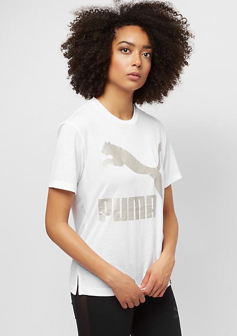 Puma Classics Logo white
