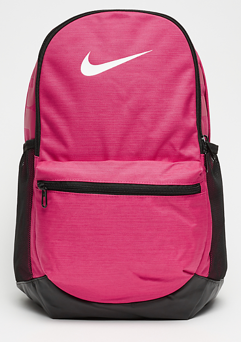 NIKE Brasilia Training rush pink/black/white