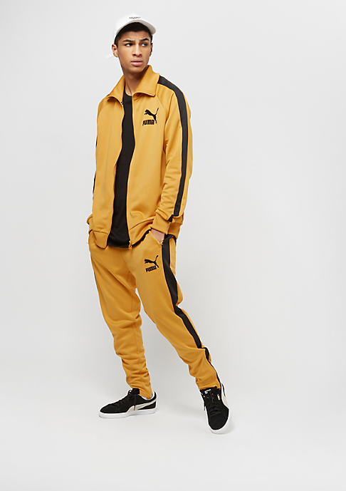 Puma T7 Vintage mineral yellow/black