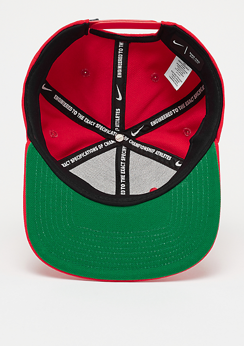 NIKE NSW Futura Pro university red/pine green/black/white
