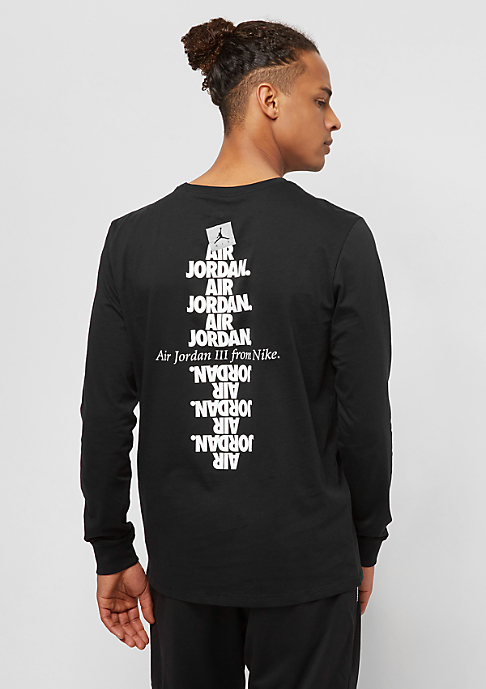 JORDAN AJ3 Do Yu Know black/white