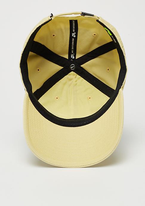 NIKE SB NK H86 SB Twill lemon wash/lemon wash/white