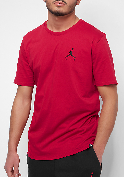 JORDAN Jumpman Air Embrd gym red/black