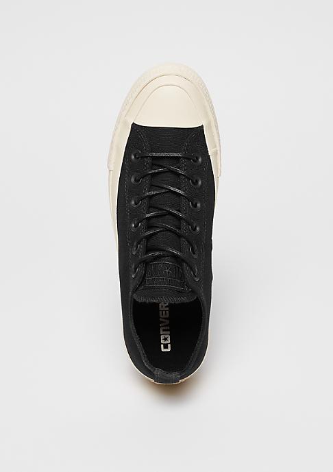 Converse Chuck Taylor All Star Lift Ripple OX Black/Black/Natural