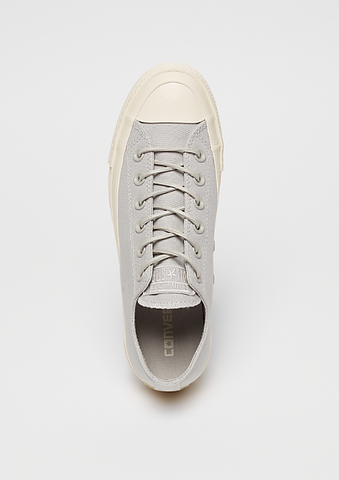 Converse Chuck Taylor All Star Lift Ripple OX Pale Grey/Pale Grey/nat