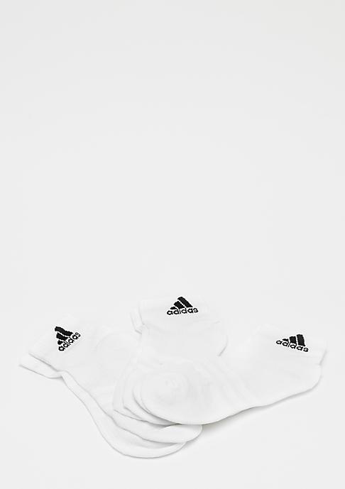 adidas 3S PER AN HC 3P white/white/black