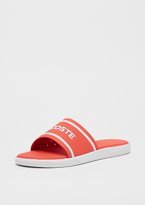 Lacoste L.30 Slide 118 1 CAW pink/white
