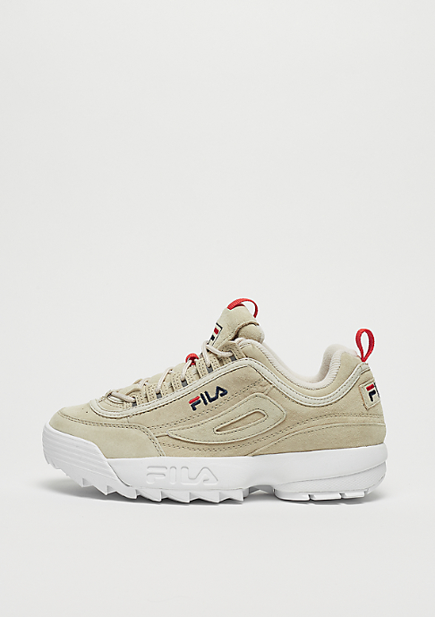 Fila Heritage Disruptor S Low WMN turtledove