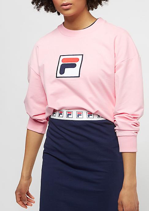 Fila Urban Line Sweatshirt crew Erika coral blush